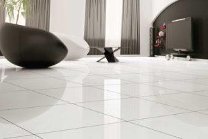 lantai keramik rumah